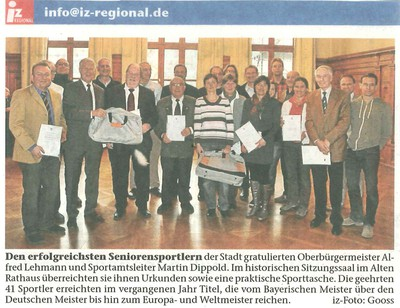 Sportlerehrung 2011 IN Sen